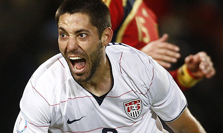 Dempsey Predicts U.S. Win vs Ghana