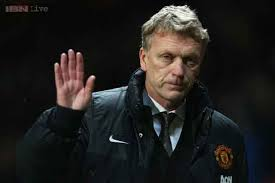 Unhappy David Moyes