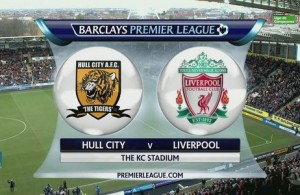 Hull City vs Liverpool 2014-12-01