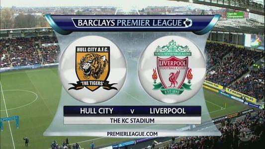 Hull City vs Liverpool 2014-12-01