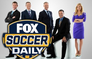 Fox Soccer Reporting Crew