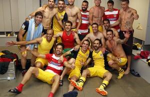 Atletico Madrid Champions La Liga