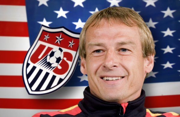 Jurgen Klinsmann USA Men's Soccer Head Coach