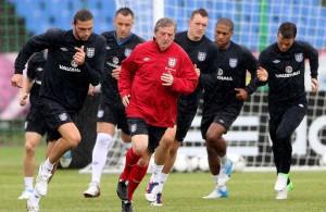 Roy Hodgson Selects England Squad