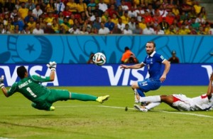 Costa Rica v Greece - FIFA World Cup Brazil 2014 - Second Round