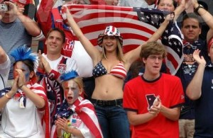 US Soccer  Fan