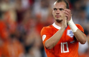 Wesley Sneijder Manchester United Interest