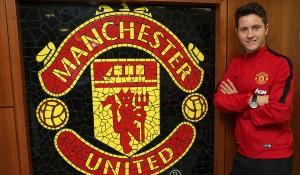 Ander Harrera Manchester United