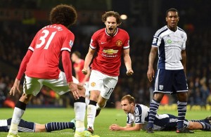 Daley Blind Scores his first