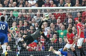 De Gea save against Everton