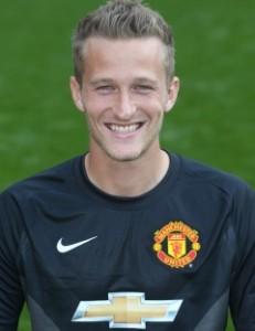MUFC Keeper Anders Lindegaard
