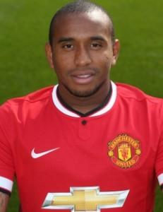 MUFC Midfielder Anderson
