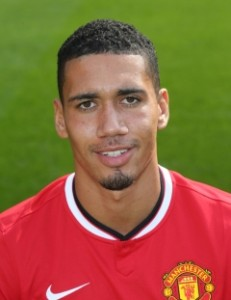 MUFC Defender Chris Smalling
