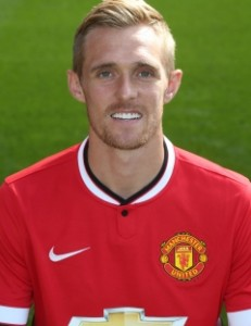 MUFC Midfielder Darren Fletcher