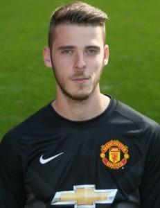 MUFC David De Gea Keeper