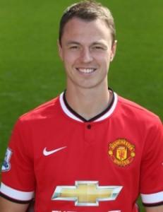 MUFC Defender Jonny Evans