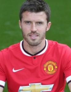 MUFC Midfielder Michael Carrick