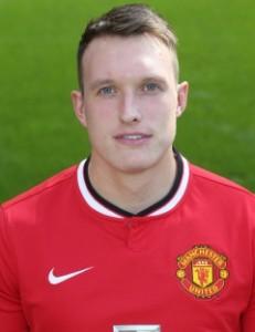 MUFC Defender Phil Jones
