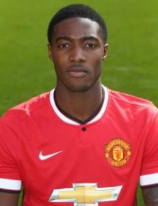 MUFC Defender Tyler Blackett